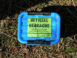 Geocaching-Box